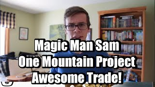 Magic ShaMAN Foil! TC for the MagicManSam ORMC