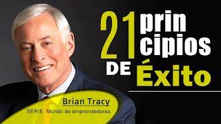 BRIAN TRACY // Principios de ÉXITO para construir RIQUEZA