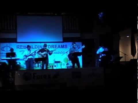 REBUILDING DREAMS THROUGH MUSIC -  B1 BAND FULL VIDEO ALPINE VILLAGE SEPT 4