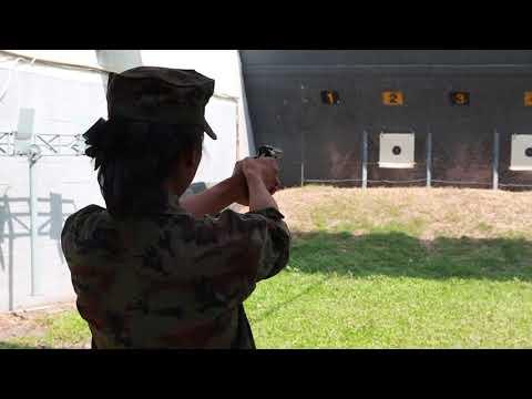 Naval Nurse 42 พยาบาลทหารเรือ | Shooting Range | Territorial Defense Department