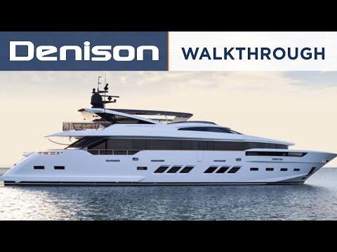 Dreamline Yacht 35 Meter [Walkthrough]