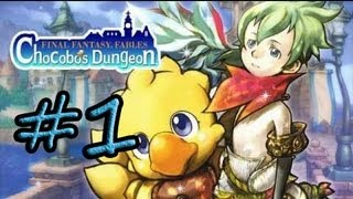 Final Fantasy Fables Chocobo