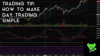 Trading Tip #14: How To Make Day Trading Simple