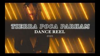 Tierra Poca Parham Hip Hop Dance Reel 2020 | Xlens Productions