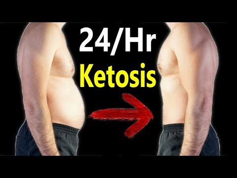 How long does it take to go into ketosis when dry fasting