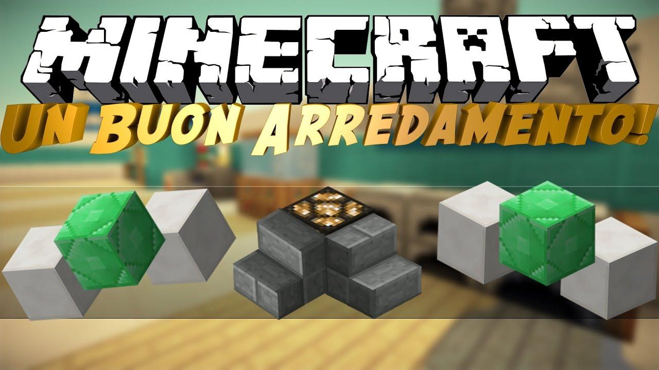 le basi per un buon arredamento! | minecraft design [by alex8133 ... - Idee Arredamento Minecraft
