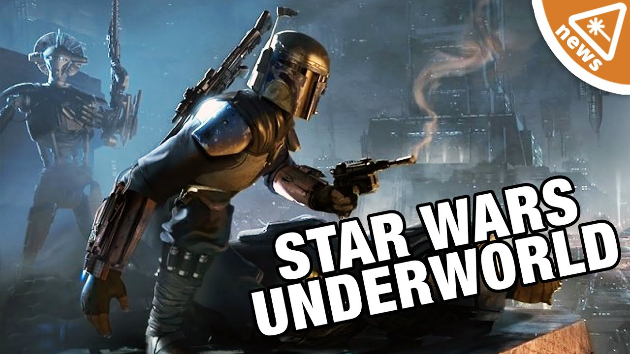 Are A Star Wars Live Action Tv Series And Game On The Way