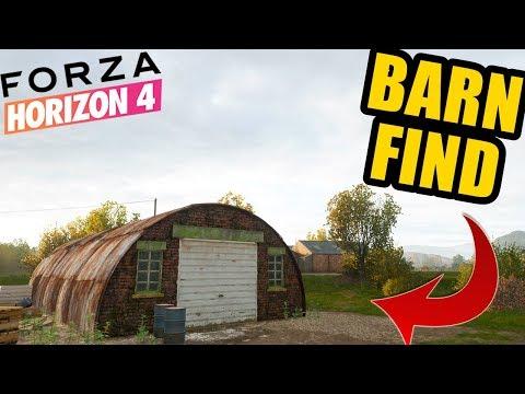 BARN FINDOK A FORZA HORIZON 4-BEN! | #1