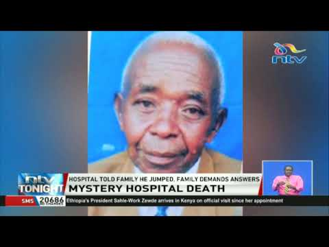 Thika Mt Sinai Hospital on spot over man's mysterious death
