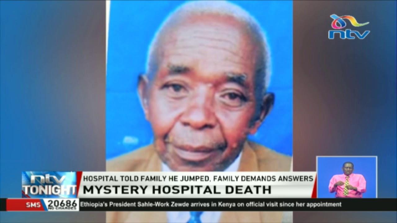 Thika Mt Sinai Hospital on spot over man's mysterious death