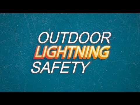 Outdoor Lightning Safety