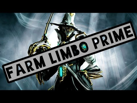 How To Get Limbo Prime | Warframe Relic Farming Guide