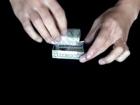 Origami Box Learn how to make A money Origami Gift Box