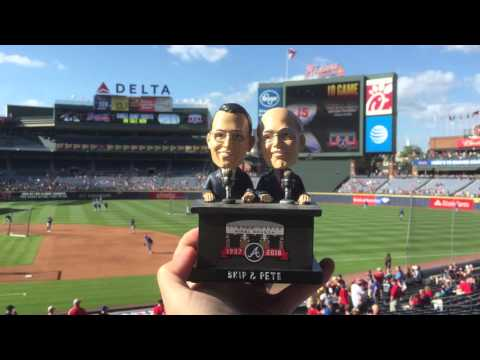 Skip and Pete Bobblehead