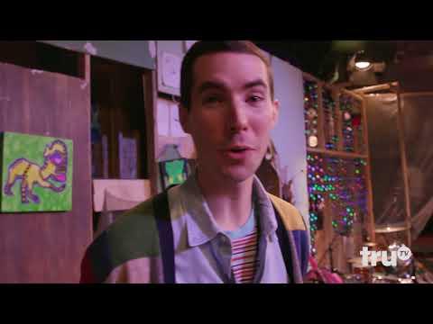 The Chris Gethard Show - Alternate Reality Set Change (Behind the Scenes) | truTV