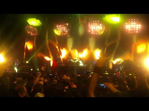 Rammstein @ Bercy, Paris,  06/03/2012