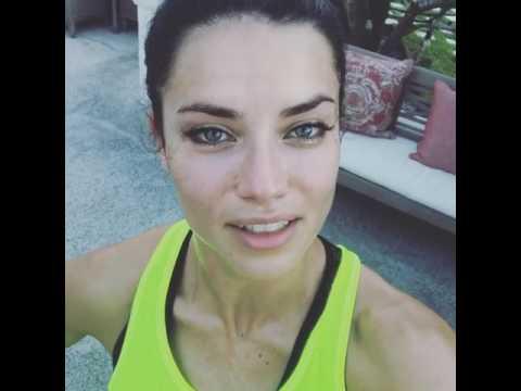 Adriana Lima Koşu Rekoru