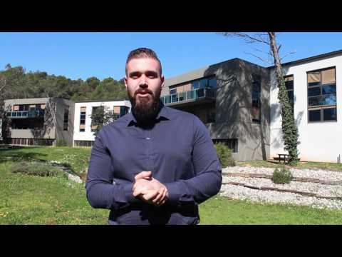 Promotion 2016/2017 IDRAC BUSINESS SCHOOL campus Nice