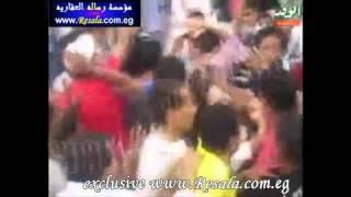 تحرش شرس بشيريهان في التحرير  www.Resala.com.eg