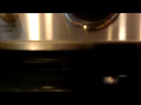 DCS Oven  Noise