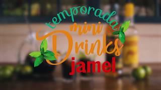 Cachaça Libre   Hora do Drink   Mini Drinks Jamel