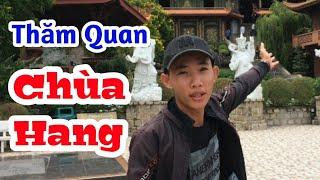 Một Ngày Tham Quan Chùa Hang Châu Đốc NTN l Nguyễn Hải