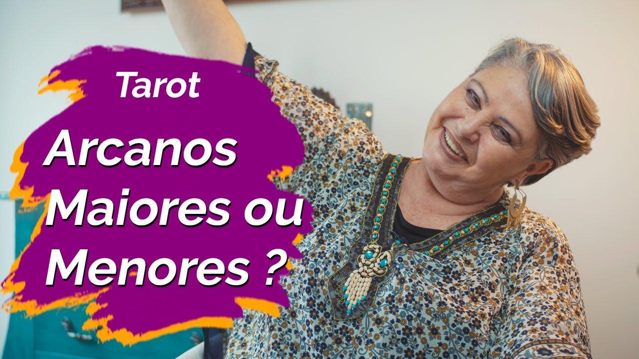 TAROT: O QUE APRENDER PRIMEIRO, ARCANOS MAIORES OU MENORES?