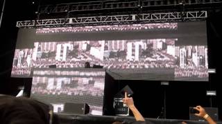 Bassnectar at DMB Caravan - Atlantic City ~ Intro/Hawaii Five-O (remix)