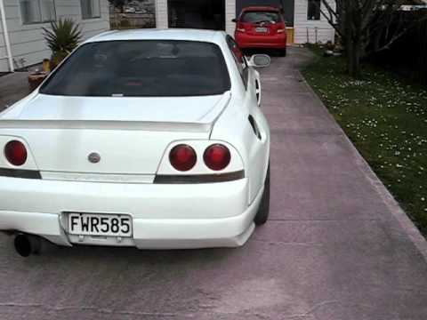 Widebody R33 Gtst Youtube