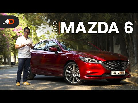 2020 Mazda6 Review – Behind the Wheel