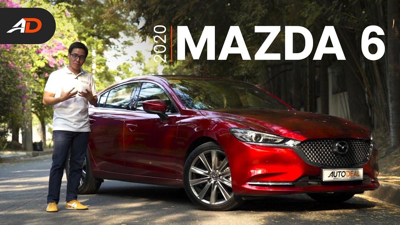 2020 Mazda6 Turbo Review Autodeal Philippines