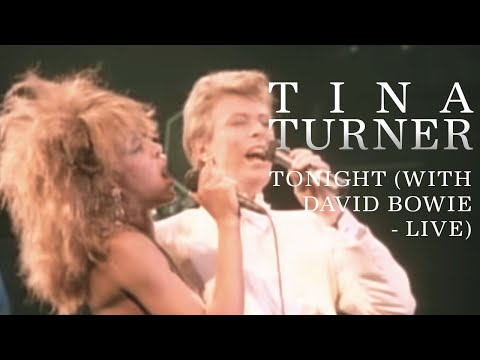 Tina Turner - Tonight (With David Bowie)
