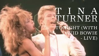 Tina Turner - Tonight(Official video of Tina Turner With David Bowie performing Tonight from the album Tina: Live In Europe. Buy It Here: http://smarturl.it/zdi497 Like Tina Turner on ..., 2009-03-13T14:58:11.000Z)