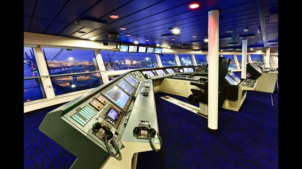 Transatlantic Bridge >> Bridge update Quantum of the Seas - CruiseGuy.com - YouTube