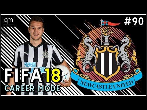 FIFA 18 Newcastle Career Mode: Final UEFA Europa League Lawan Arsenal #90 (Episode Terakhir)
