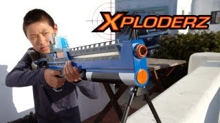 Xploderz | Totally Rad Show Crossbow Hands-On Review
