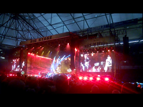 Metallica Rock im Revier! 2015 Gelsenkirchen, the first 6 minutes