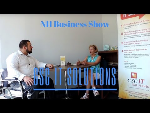 New Hampshire Business Show | GSC IT Solutions - Barbara Cocci