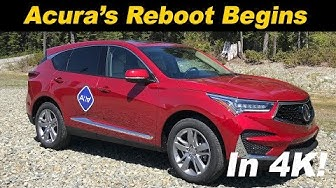 2019 Acura RDX Review - Acura Got Her Groove Back