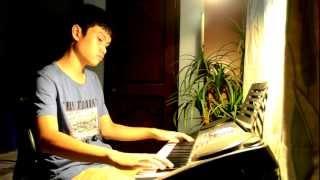 Xe Đạp - Thùy Chi ft. M4U (Mika Nakashima - Sakurairo Maukoro)  (piano cover)