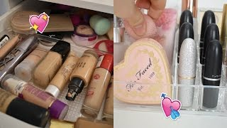 One of Grace and Grace's most viewed videos: 14 Year Olds Makeup Collection! | Grace and Grace