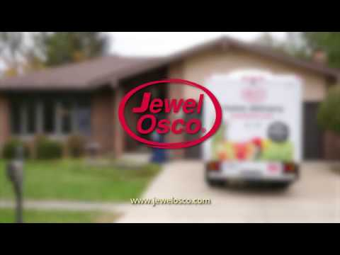 Jewel-Osco Home Delivery is HERE!