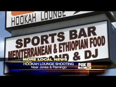 1 killed, 3 hurt in hookah lounge shooting   Las Vegas kill new