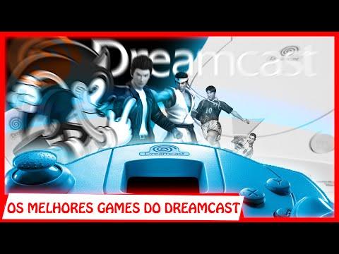 MELHORES GAMES DO DREAMCAST