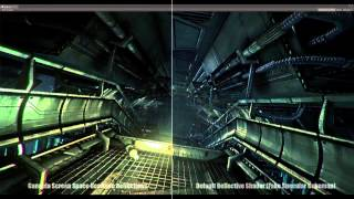 Unity3D Packcage: Mothership Service Rooms Preview