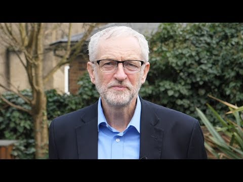 Jeremy Corbyn | Happy New Year 2019