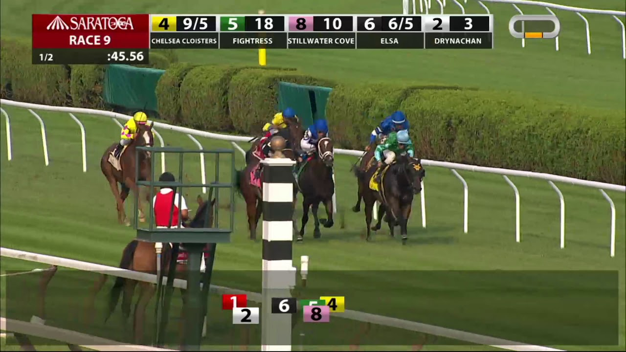 Stillwater Cove - 2018 - The Bolton Landing Stakes