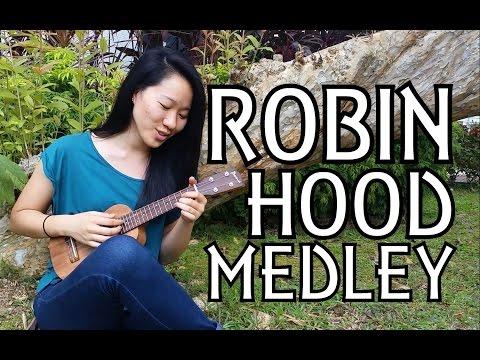 Whistle-Stop/Oo De Lally - Robin Hood (Ukulele Cover) | Rebecca Shang