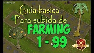 OSRS   Guia Basica para Subir Farming de 1 -99 de 3 formas diferentes - VictorRs07