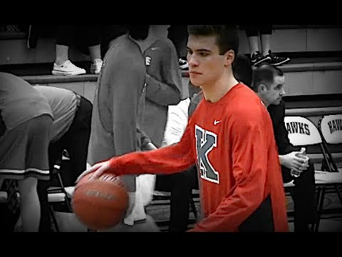 6'6 Corey Kispert '17 : King's High (Seattle, WA) UTR MixTape 2016